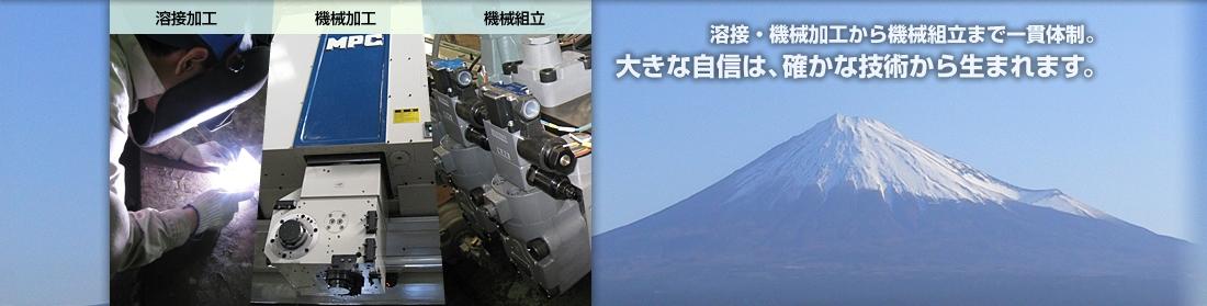 大型五面加工機、大型製缶、組立の株式会社伊藤工業